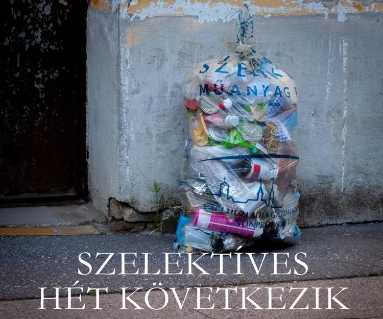 A szelektív hulladék begyûjtése következik