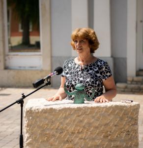 Átadták városunk három Kolodko-szobrát