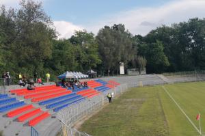 Labdarúgás – Egyelőre nem lesz tétmeccs a váci stadionban