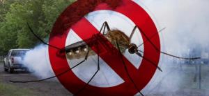 Kedden újabb földi és légi szúnyoggyérítés városunkban