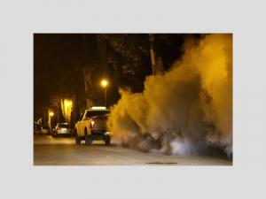 Szerdán este földi szúnyoggyérítés