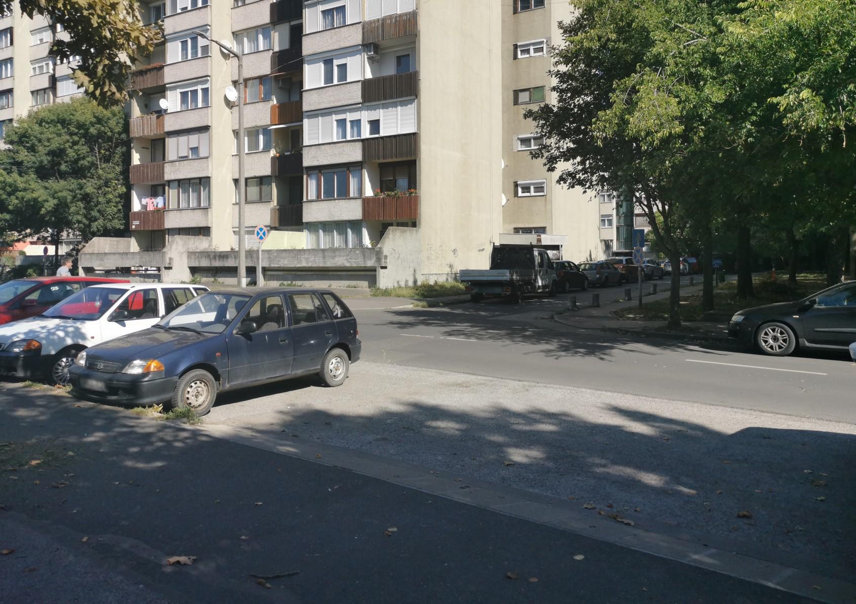 Parkolási korlátozások