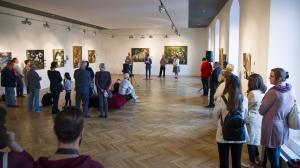 Kiállítás Hincz Gyula festményeiből